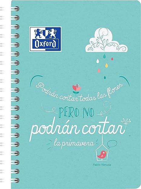 Oxford Agenda escolar FunAgenda 2020 2021 formato 12 x 18 cm tapa personalizable diario 352 p/áginas decoraci/ón F
