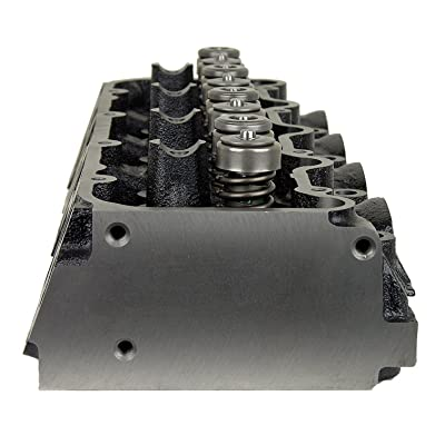 PROFessional Powertrain 2CE2 Cylinder Head (Remanufactured, Chevrolet 6.5 92-00): Automotive