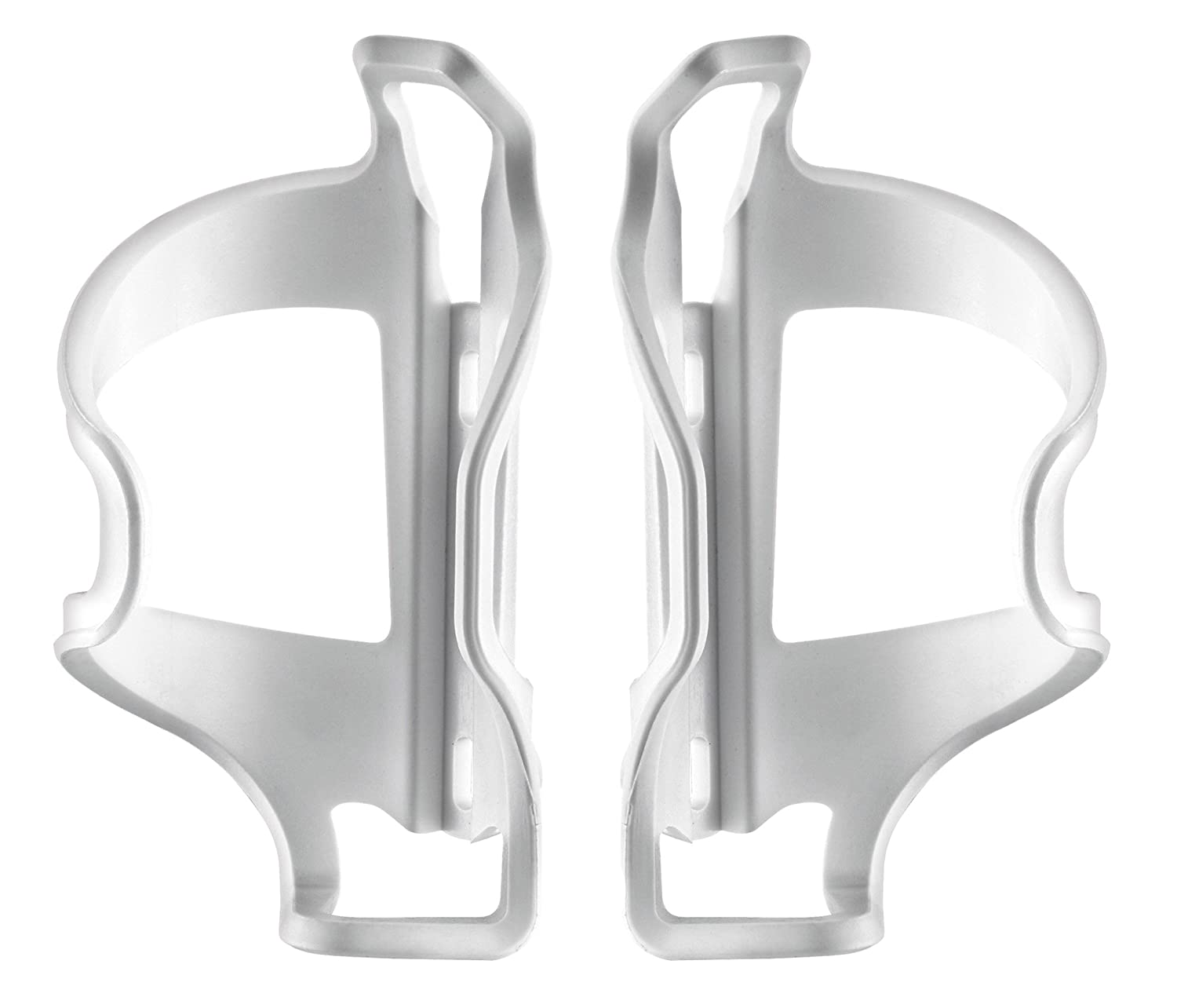 Lezyne Side Load Flow Bottle Cage-Pair