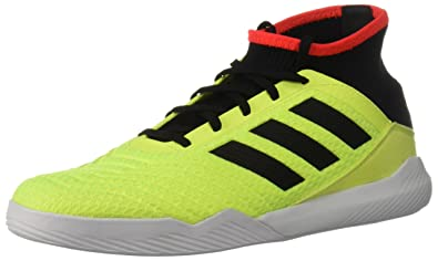ecb9fc83917b4c adidas Men s Predator Tango 18.3 TR Running Shoe Yellow core Black Solar  red