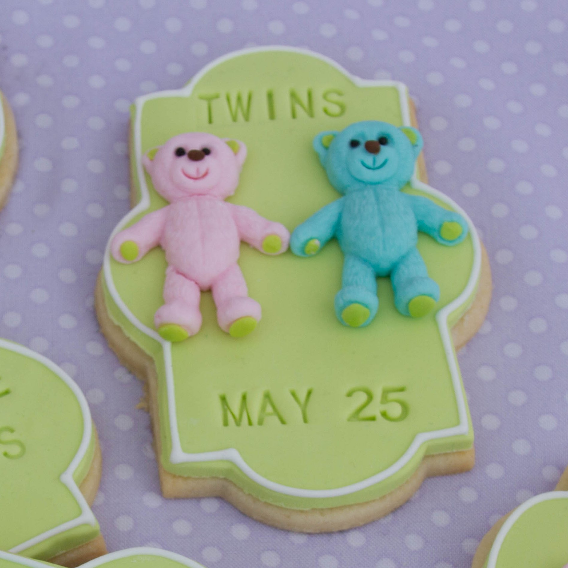 Sweet Elite Tools - Snap Together Mini Number Embosser Stamps for Cakes, Cupcakes, Cookies, Rolled Fondant, Gumpaste, or Clay -by Autumn Carpenter by Sweet Elite Tools (Image #3)