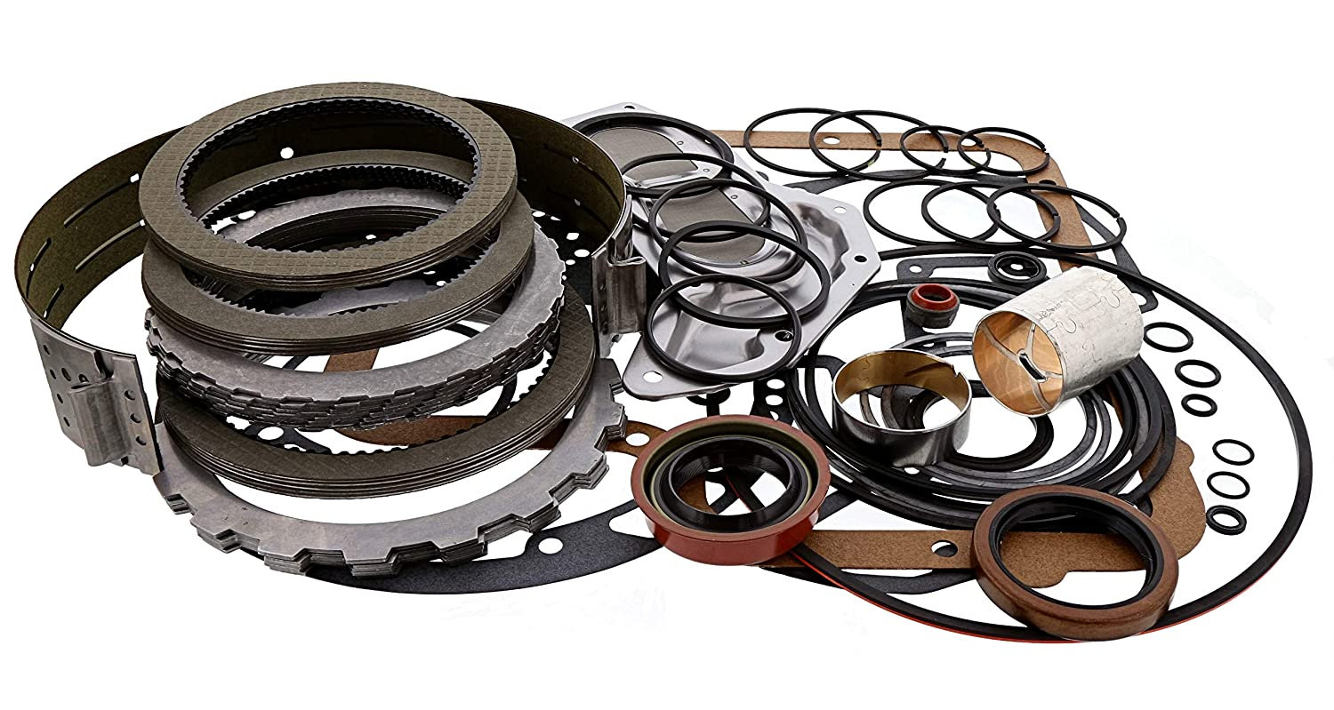 Ford C6 C-6 Transmission 4WD Overhaul Deluxe Rebuild Kit 76-96 Alto Products