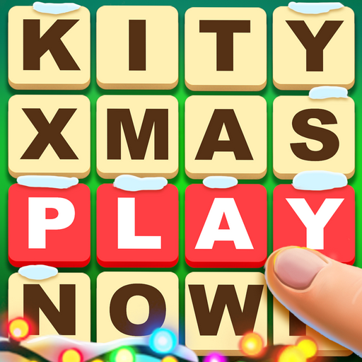 Kitty Scramble  Word Finding Game