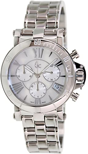 Reloj Guess Collection Gc Femme X73001m1s Mujer Nácar: Guess Collection: Amazon.es: Relojes