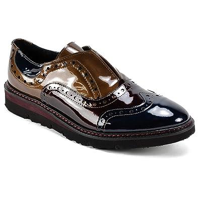 b00466381f101 Amazon.com | WHITE MOUNTAIN Summit BEATRIS Women's Flat | Shoes