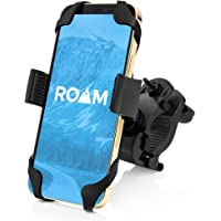 Roam Universal Premium Bike Phone Mount For Motorcycle - Bike Handlebars, Adjustable, Fits Iphone 11, X, Xr, 8 | 8 Plus…