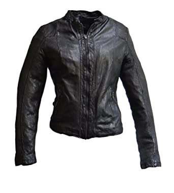 Damen lederjacke bei amazon