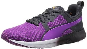 PUMA Women's Pulse XT Core Running Sneaker, Purple Cactus Flower, 8 B US