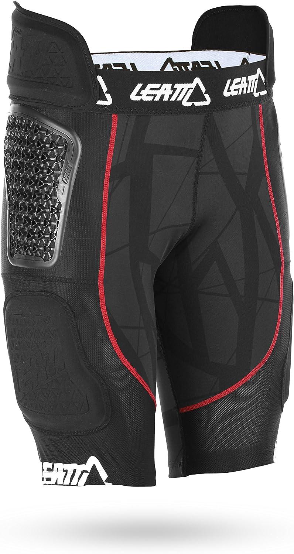 Leatt 5016000205 GPX 5.5 AirFlex Impact Shorts Black, XX-Large