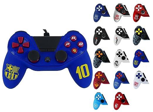 8 opinioni per Manette pour PS4 Pro5 controller- Manette pour Playstation 4 Pro 5- Licence
