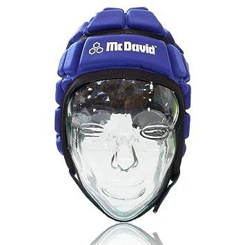 McDavid 681 Rugby 2D casco de tamaño de la juventud, varios coloures, color -