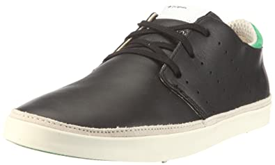 Adidas - Zapatillas de tela unisex, Black 001, 37