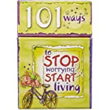101 Ways to Stop Worrying & Start Living - A Box of Blessings
