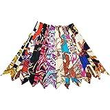 Fashion Bag Twilly Handbag Handle Ribbon Scarf Package Band Hair Head