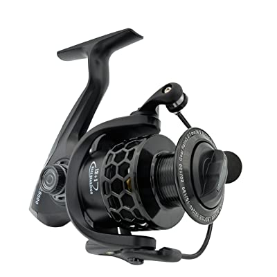 Fishdrops Spinning Ice Fishing Reels