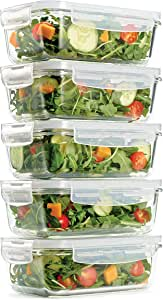 Fit & Fresh Glass Containers 28.4 oz. 872GFF