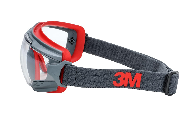 3 M Gafas Gear 500-Series gg501sgaf, transparente Scotchgard antivaho: Amazon.es: Amazon.es