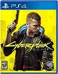 Cyber Punk 2077 - Edição Padrão - PlayStation 4