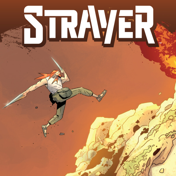 Strayer (Issues) (5 Book Series)