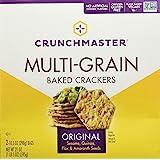 Crunch Master Multigrain Cracker, 21 Ounces