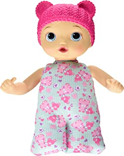 Amazoncom Baby Alive Luv n Snuggle Baby Brunette Toys Games
