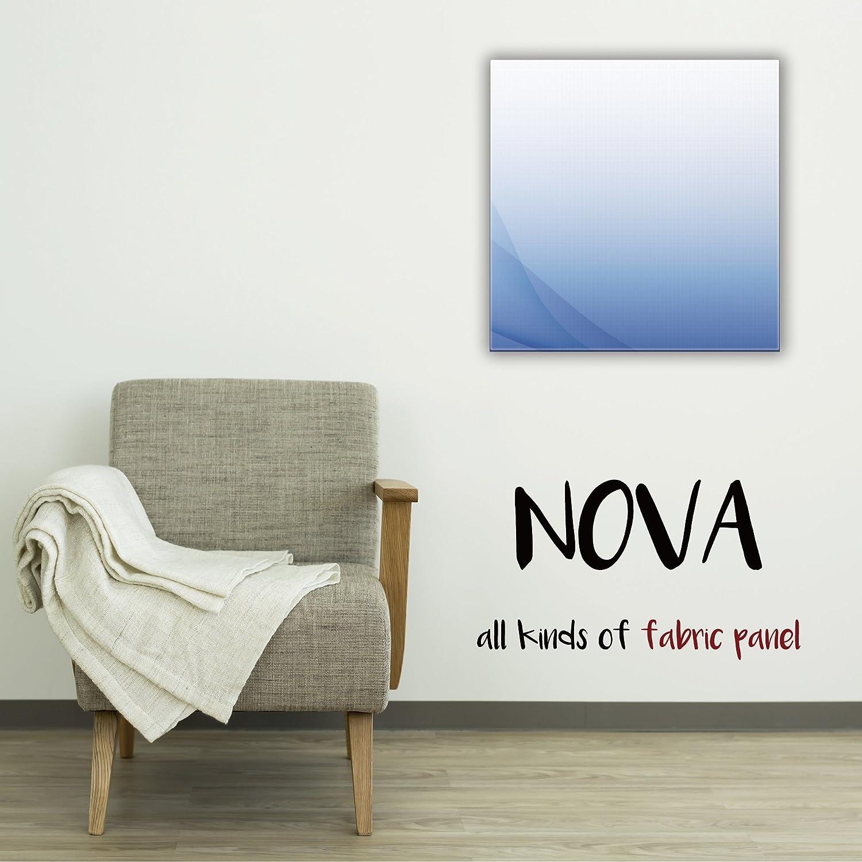 ファブリックパネル NOVA 【 Mサイズ 45cm×45cm 】 海 ブルー sea 青い 青色 深海 水 ウォーター 空 雲 フレーム 人気 壁掛け DIY インテリア オシャレ 木製 布 生地 プリント ウォール デコ B01NAPYAXN Mサイズ : 45cm×45cm|COLOR5 COLOR5 Mサイズ : 45cm×45cm