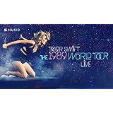 TAYLOR SWIFT -1989 WORLD TOUR LIVE [DVD]