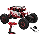 Saffire 2.4Ghz Remote Controlled Rock Crawler, Red