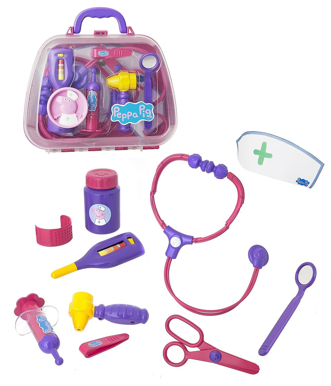 peppa pig medical case amazon co uk toys u0026 games