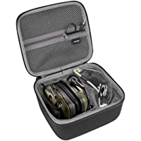 ProCase Hard Carrying Case for Howard Leight Impact Sport OD Electric Earmuff and Genesis Sharp-Shooter Safety Eyewear…
