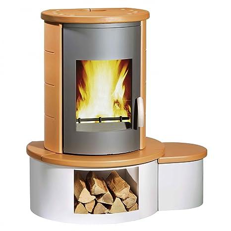 Chimenea Horno estufas de Wamsler Rona Cotta: Amazon.es: Hogar