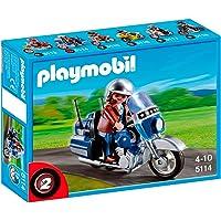 PLAYMOBIL - Moto Tourer (5114)