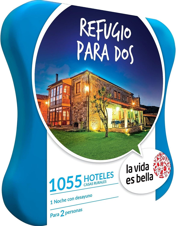 LA VIDA ES BELLA - Caja Regalo - REFUGIO PARA DOS - 1055 hoteles ...