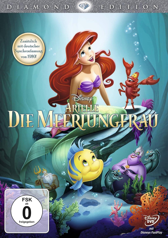 ariel die meerjungfrau dvd Beste Bilder: