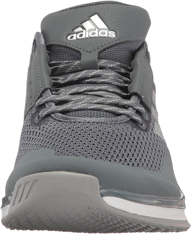 Adidas Men's Speed 3.0 Cross Trainer Onix/Metallic Silver/White