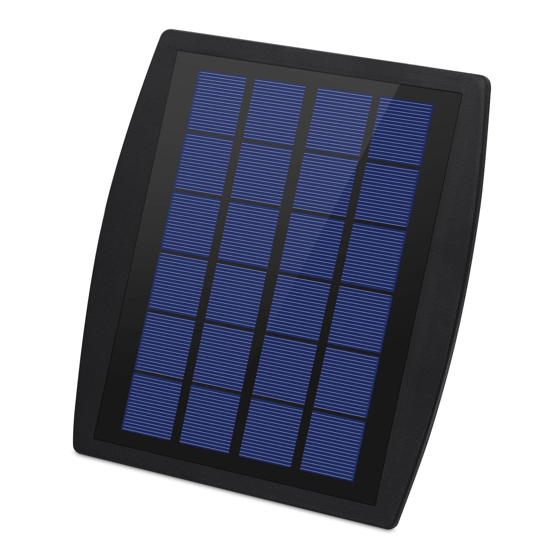 FEIFEIER Solar Power LED Bulb Lamp Solar Shed Light