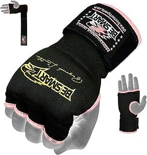 BeSmart Authentique Inner Hand Wraps Gants de Boxe Gel rembourré Bandage MMA M Livraison Gratuite au Royaume-Uni