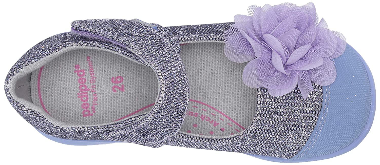 pediped Kids Estella Mary Jane Flat