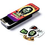 Dunlop KH01T088 Kirk Hammett Monster Pick Tin, Assorted.88mm, 6 Picks/Tin