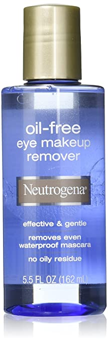 Neutrogena Oil Free Eye Makeup Remover - 5.5 Fl Oz, 2 Pack Neocutis Bio-Gel Bio-restorative Anti-aging Hydrogel w/PSP 1oz/30ml