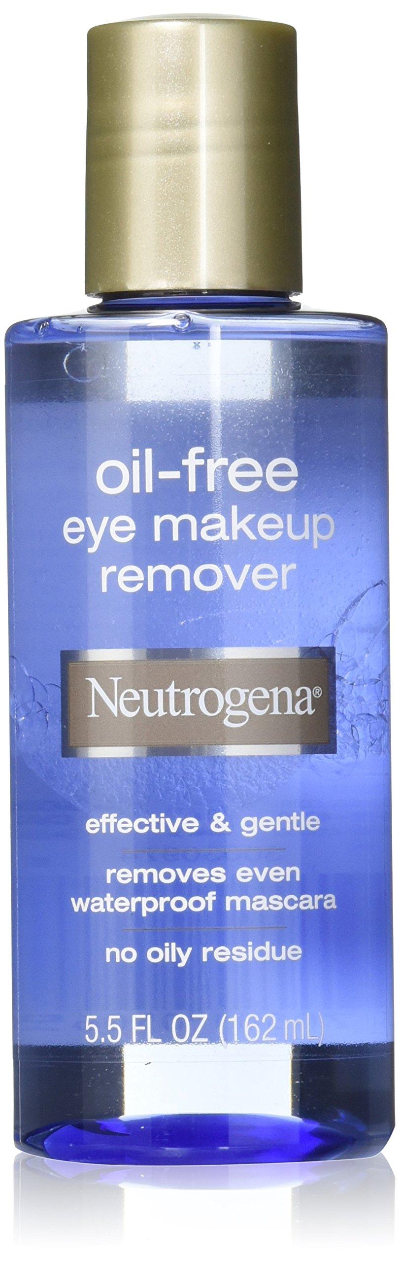 Neutrogena Oil, Free Eye Makeup Remover - 5.5 oz - 2 Pack