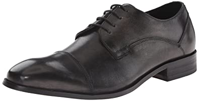 Kenneth Cole REACTION Men's Have It All Oxford, Grey, ...