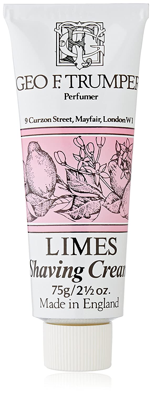 Geo F. Trumper Shaving Cream Tube - Limes
