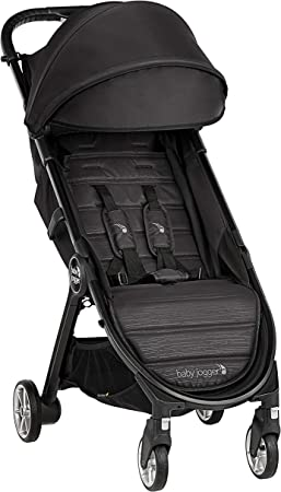 Oferta amazon: Baby Jogger City Tour 2 Jet. Silla de paseo desde nacimiento hasta 22kg. Color negro