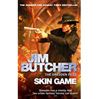 Skin Game: The Dresden Files, Book Fifteen