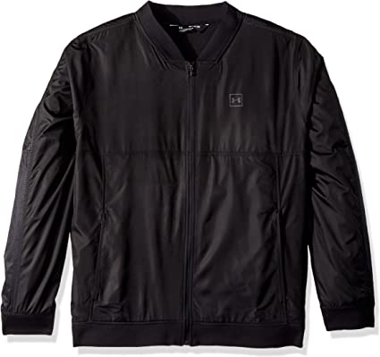 Under Armour Mens Sportstyle Wind Bomber Top