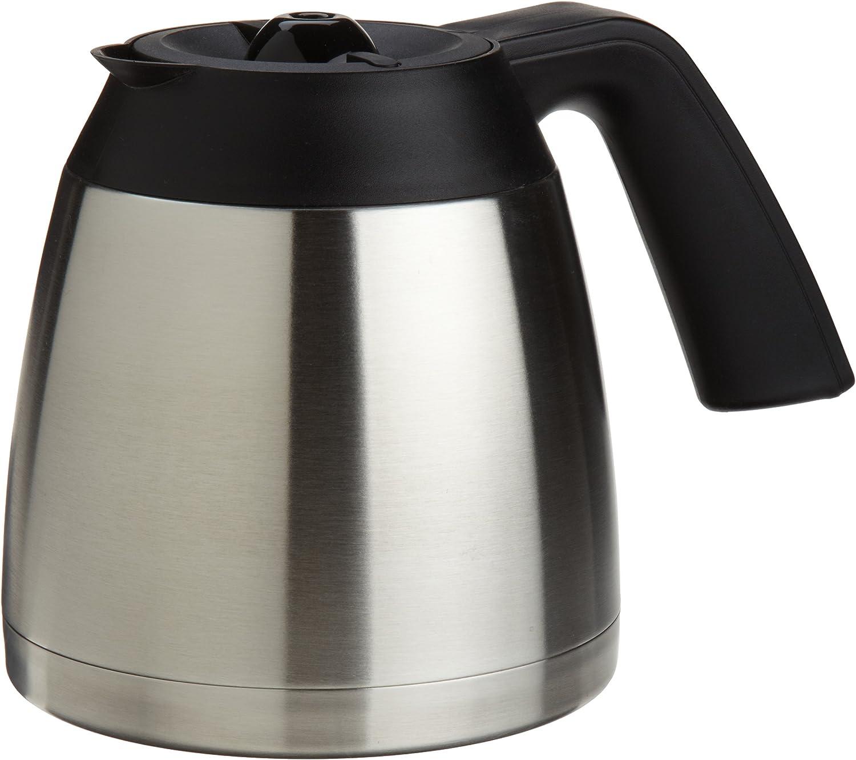 Capresso 4445.05 444.05 Carafe, 10 cup, Black 81aXGsuRwqL
