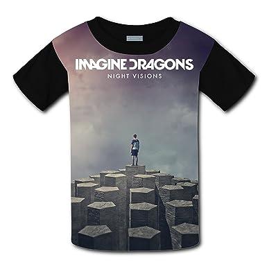 amazon com rodono unisex kids imagine dragons evolve 3d printed
