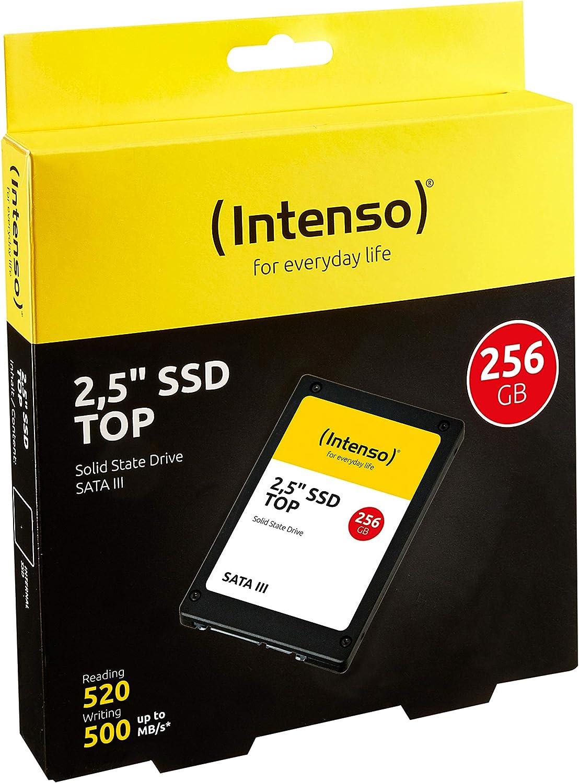 Intenso 3812440 - Disco de estado solido de 256 GB (2.5