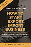 Practical Guide on How to Start Export Import Business English